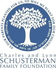 Charles and Lynn Schusterman Family Foundatio